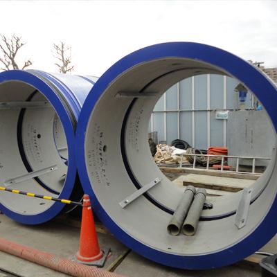 鋼・コンクリート合成管